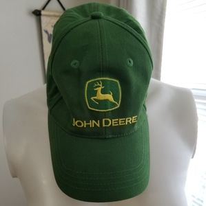Green John Deere hats